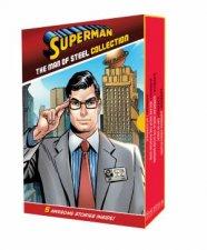DC Comics Superman Man Of Steel Collection