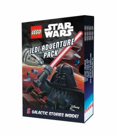 LEGO Star Wars: Jedi Adventure Pack