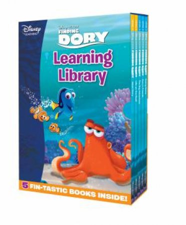 Disney Learning: Finding Dory Learning Library