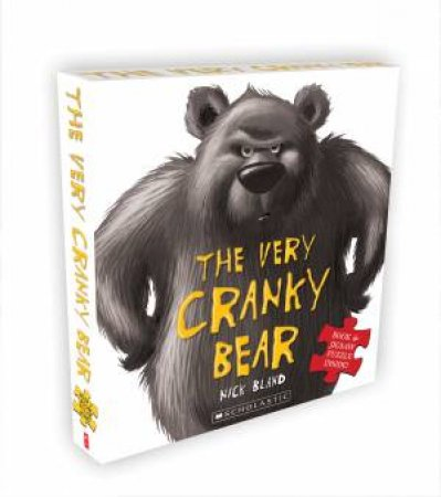 Very Cranky Bear (Paperback & Jigsaw Set)