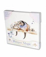 Possum Magic And Canvas Picture