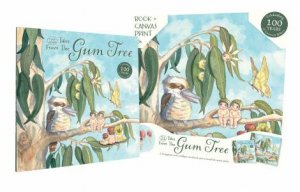 Tales From The Gum tree + Canvas