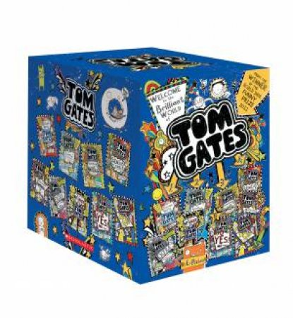 Welcome To The Brilliant World Of Tom Gates