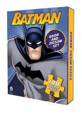 DC Comics: Batman: Book And Jigsaw Set by Various