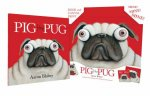 Pig the Pug HB  Canvas
