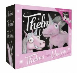 Thelma The Unicorn Plush And Book Box Set