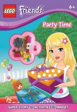 LEGO Friends Party Time