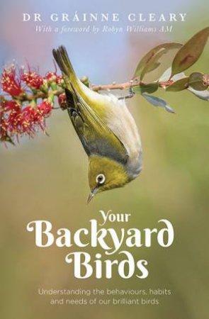Your Backyard Birds by Gráinne Cleary