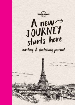 Lonely Planet: Writing And Sketching Journal
