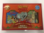 Blinky Bill: Welcome to Greenpatch Book And Floor Puzzle by Various