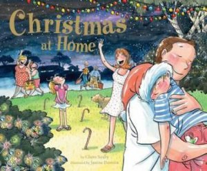 Christmas At Home by Claire Saxby