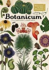 Botanicum: Welcome To The Museum by Kathy Willis & Katie Scott