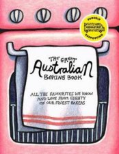 The Great Australian Baking Book by Helen Greenwood
