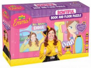 The Wiggles Emma!: Bowtiful Book and Floor Puzzle by Various