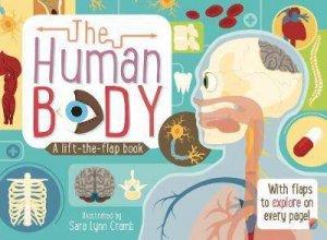 The Human Body: A Lift-The-Flap Book by Sara Lynn Cramb