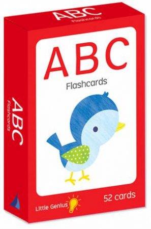 Little Genius Flashcards: ABC