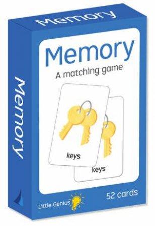 Little Genius Flashcards: Memory