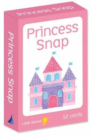 Little Genius Flashcards: Princess Snap