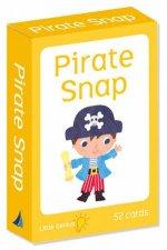 Little Genius Flashcards Pirate Snap