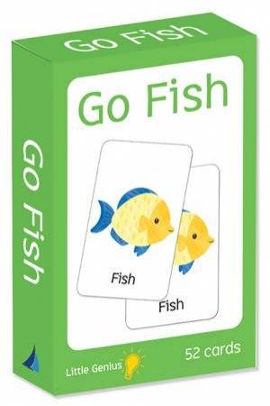 Little Genius Flashcards: Go Fish