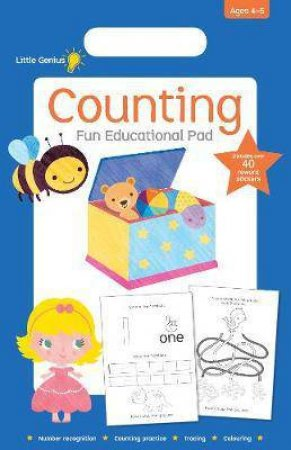 Little Genius Small Pad Counting