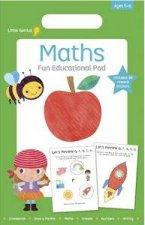Little Genius Small Pad Maths