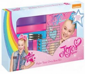 jojo siwa make your own bow kit by various 9781760456054