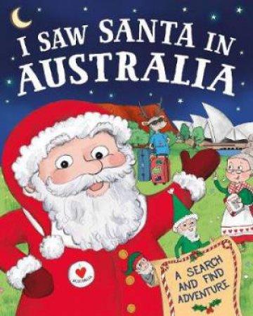 I Saw Santa in Australia