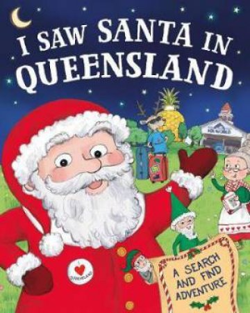 I Saw Santa in Queensland