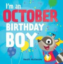 Im An October Boy