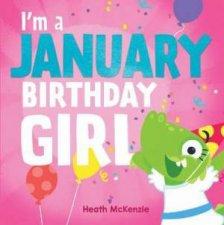 Im a January Birthday Girl