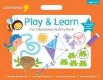 Little Genius Mega Pad  Play  Learn