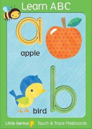 Little Genius Giant Flash Cards: ABC