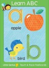 Little Genius Giant Flash Cards ABC