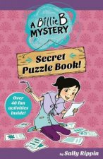 Billie B Mystery Secret Puzzle Book