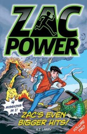 Zac's Even Bigger Hits Vol. 2