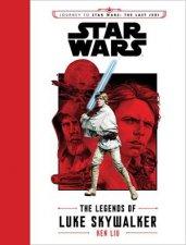 Legends Of Luke Skywalker Jedi Knight