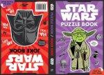 Star Wars Joke BookPuzzle Book