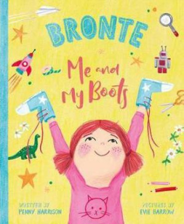 Me And My Boots by Penny Harrison & Evie Barrow