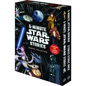 5-Minute Star Wars Stories: Bumper Collection by Various