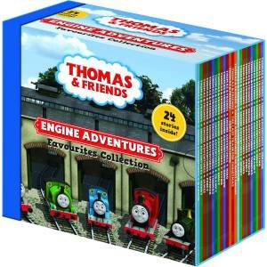 Thomas The Tank Engine: Engine Adventures Favourites Collection by Various