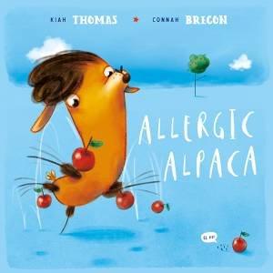 Allergic Alpaca by Kiah Thomas & Connah Brecon