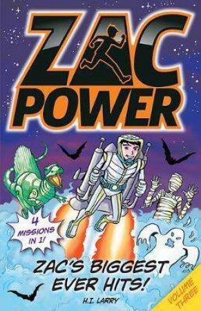 Zac Power's Biggest EVER Hits: Volume Three