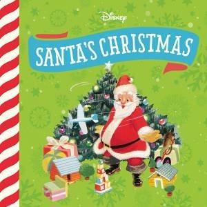 Disney: Santa's Christmas by Various