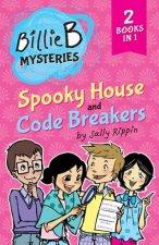 Billie B Brown 2In1 Mysteries Spooky House  Code Breakers