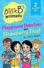 Billie B Brown 2In1 Mysteries Playground Detectives  Strawberry Thief