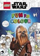 Lego Star Wars Fun To Colour
