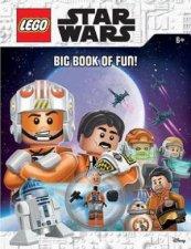Lego Star Wars Big Book Of Fun