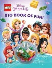 Lego Disney Princess Big Book Of Fun