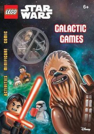 LEGO Star Wars Galactic Games by Various